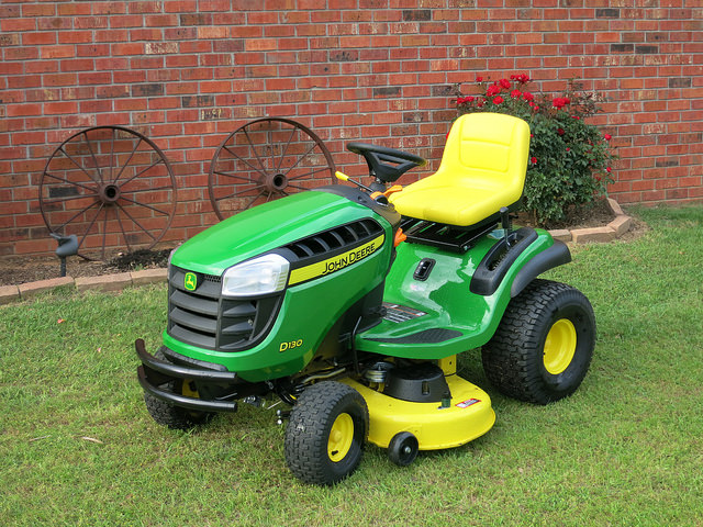 Choosing The Best Riding Lawn Mower Lawn Sweeper Reviews