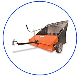 "Buy Agri-Fab 44"" Lawn Sweeper"
