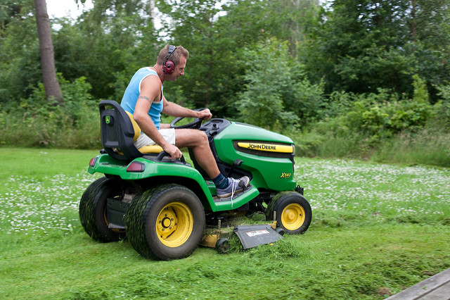 """Lawn mower man"" by Lars Plougmann (Source: Flickr)"