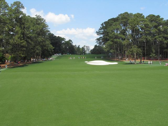 Hole 1 Augusta